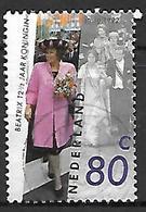 PAYS - BAS     -    1992 .   Y&T  N° 1414 Oblitéré.   Reine Béatrix - 1980-... (Beatrix)