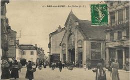 ~  JP  ~  10  ~    BAR  SUR  AUBE   ~    Les Halles    ~ - Bar-sur-Aube