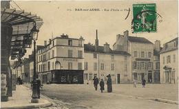 ~  JP  ~  10  ~    BAR  SUR  AUBE   ~  Rue D ' Aube Et Place     ~ - Bar-sur-Aube