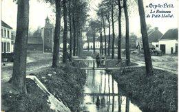 ORP-LE-PETIT  Le Ruisseau De Petit-hallet. - Orp-Jauche
