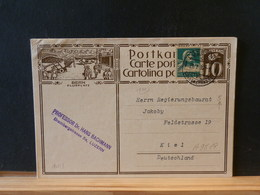 A9819 CP SUISSE  ILLUSTRE  1930 - Interi Postali