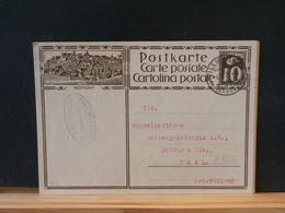A9820 CP SUISSE  ILLUSTRE  1930 - Interi Postali