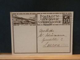 A9821 CP SUISSE  ILLUSTRE  1930 - Interi Postali
