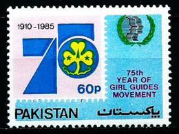 Pakistán Nº 628 Nuevo - Pakistán