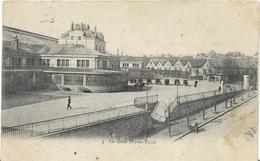 ~  JP  ~  21  ~    DIJON   ~   La Gare  ~ Ville      ~ - Dijon