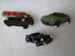PIN'S   Lot 3 PORSCHE - Porsche
