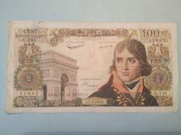 100 Francs 1961 - 100 NF 1959-1964 ''Bonaparte''