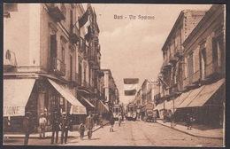 Italia  -  BARI, Via Sparano, Tram - Bari