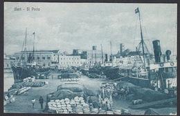 Italia  -  BARI, Il Porto - Bari