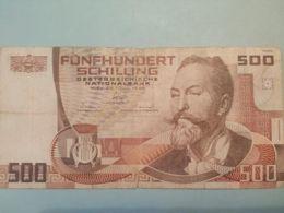500 Schilling 1985 - Austria
