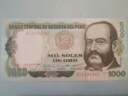 1000 Soles 1979 - Peru