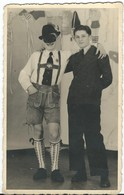 Photo Postcard - Anonymous Persons. Borovo. Croatia 1940 - Anonymous Persons