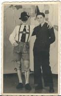 Photo Postcard - Anonymous Persons. Borovo. Croatia 1940 - Personas Anónimos