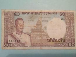50 Kip 1963 - Laos
