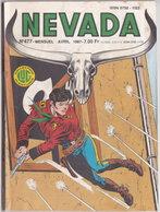NEVADA 477. Avril 1987 - Nevada