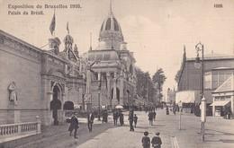 Exposition 1910 Palais Du Bresil - Weltausstellungen