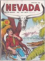 NEVADA 478. Mai 1987 - Nevada