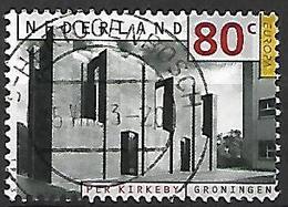 PAYS - BAS     -    1993 .   Y&T  N° 1446 Oblitéré.   EUROPA - 1980-... (Beatrix)