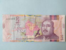 20 Dollari 2018 - Bahamas