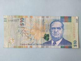 10 Dollari 2016 - Bahamas