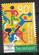PAYS - BAS     -    1993 .   Y&T  N° 1444 Oblitéré.  Pictogramme De Sports - 1980-... (Beatrix)