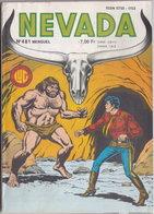 NEVADA 481. Août 1987 - Nevada
