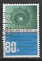 PAYS - BAS     -    1994 .   Y&T  N° 1478 Oblitéré.   Eise Eisinga  /  Astronome - 1980-... (Beatrix)