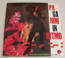 Armando Sciascia 45t Ep Paganini In Ritmo Capriccio(Italy VVE 5501) EX NM - Classical