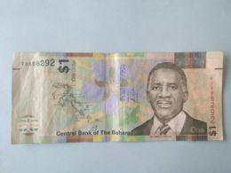 1 Dollar 2017 - Bahamas