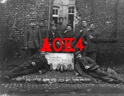 WARNETON 1916 IR 134 Occupation Allemande Flandern Ypern Ploegsteert Comines Ruines - Comines-Warneton - Komen-Waasten