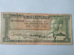 1 Dollars 1966 - Etiopía