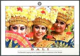 BALI - Costumi - Cartolina Non Viaggiata, Come Da Scansione. - Indonesia