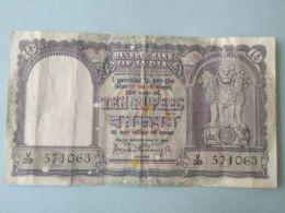 10 Rupeer 1967 - India
