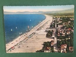 Cartolina Riccione - Panorama - La Perla Verde Dell'Adriatico - 1956 - Rimini