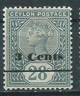 Timbre Ceylon - Ceylon (...-1947)