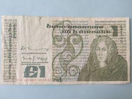1 Pound 1984 - Ierland