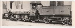 VOIR DESCRIPTION Train Wagon Museon Di Rodo Uzès N°541/542 Locomotive Vapeur Forquenot Type 121 N°372 Du PO - Trains