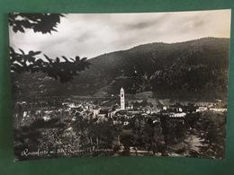 Cartolina Roccaforte M.570 - Cuneo - Panorama - 1957 - Cuneo