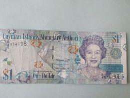 1 Dollar 2018 - Cayman Islands