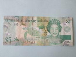 5 Dollars 2014 - Isole Caiman