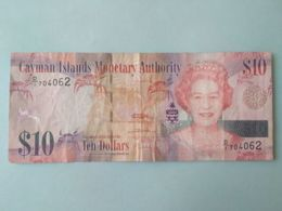10 Dollars 2010 - Isole Caiman
