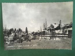 Cartolina Pamparata - Veduta Invernale M. 816 - 1952 - Cuneo