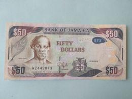 50 Dollars 2018 - Jamaica