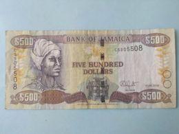 500 Dollars 2018 - Jamaica
