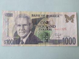 1000 Dollars 2018 - Jamaica
