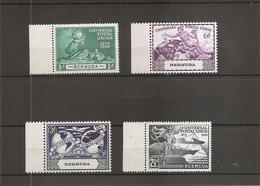 UPU ( 128/131 XXX -MNH- Des Bermudes) - U.P.U.