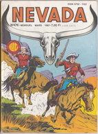 NEVADA 476. Mars 1987 - Nevada