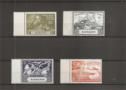 UPU ( 190/193 XXX -MNH- De Barbade) - U.P.U.