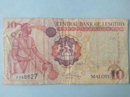 10 Maloti 2003 - Lesoto