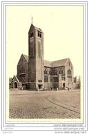 QUAREGNON ..-- Eglise Saint - Quentin . Vers GROS - FAYS ( BODET - PETIT ) . Voir Verso . - Quaregnon